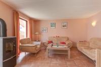 Ferienhaus Rechlin 313 - Wohnzimmer