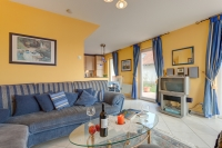 Ferienhaus Rechlin 320 - Wohnzimmer